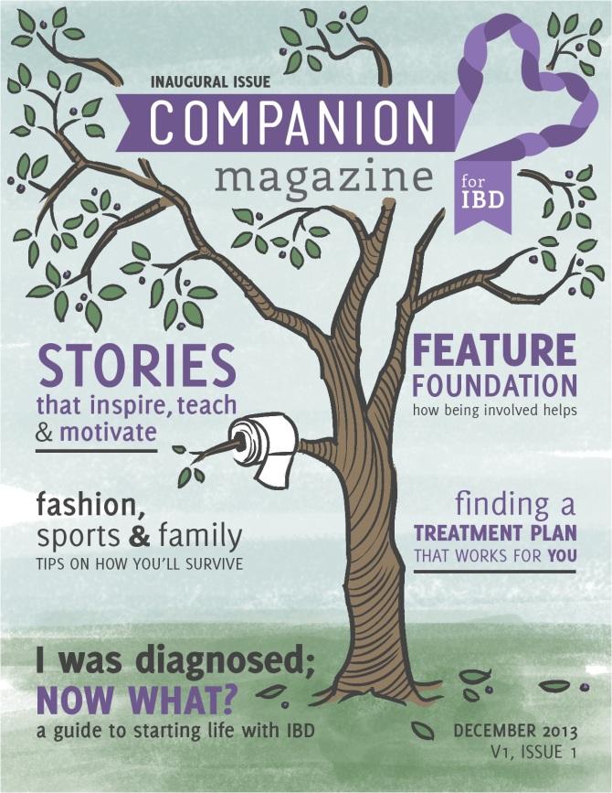 Companion Magazine for IBD Volume 1
