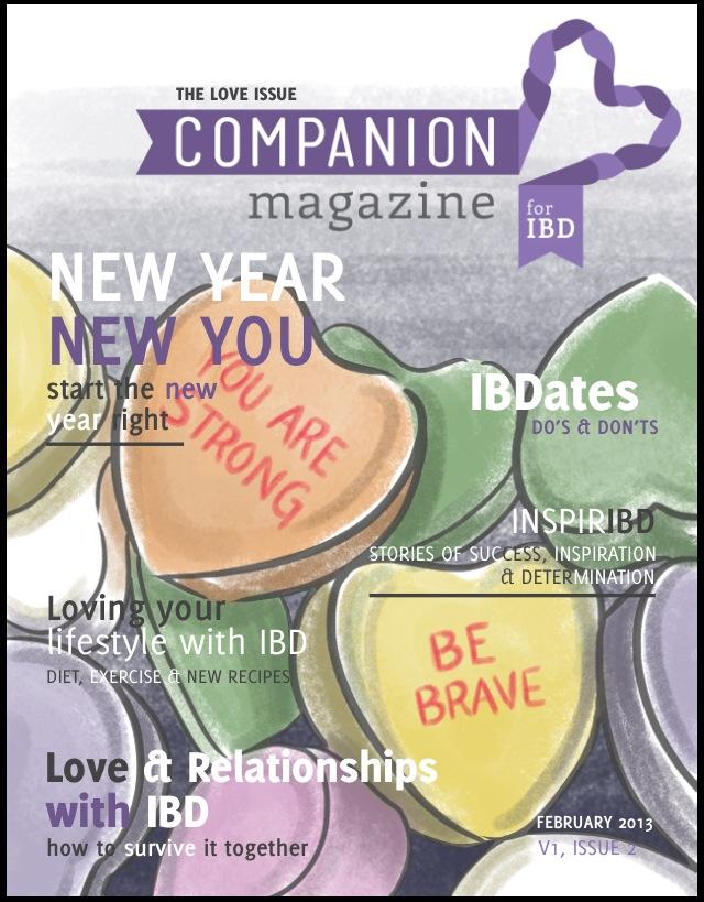 Companion Magazine for IBD Volume 2