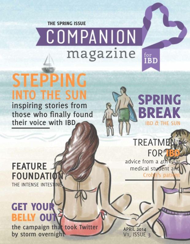 Companion Magazine Volume 3