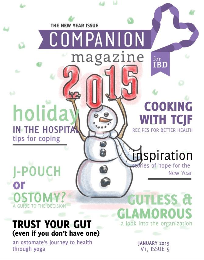 Companion Magazine Volume 5